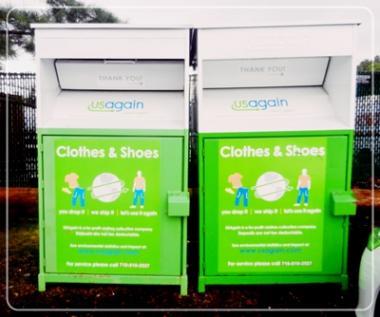 リサイクルのbox