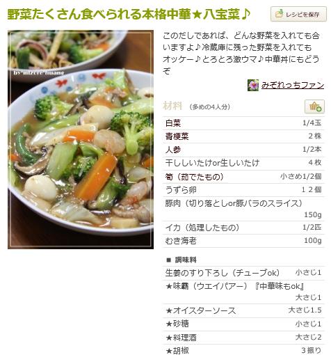 菜 クックパッド 宝 八 八宝菜のレシピ・作り方 【簡単人気ランキング】|楽天レシピ