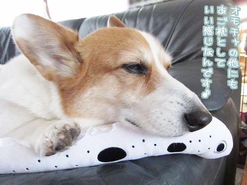 あご枕としても