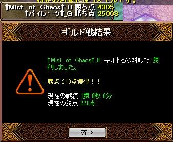 150802  †Mist of Chaos†(青)様