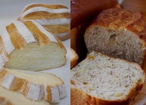 ソフトハース・紅茶のパン