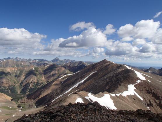 Redcloud Peakを振り返る