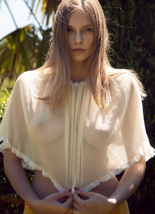 美しいモデル、Karolina Szymczak のセクシーヌード!