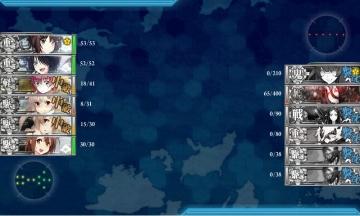 2015-0811 E-2攻略編成 最終3