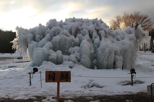 樹氷祭り6