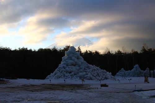 樹氷祭り8