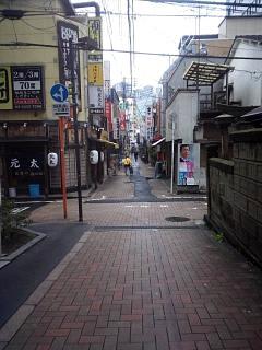 20150307慶應仲通商店街(その1)