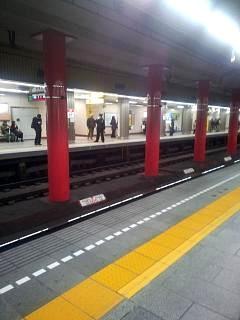 20150307浅草の駅