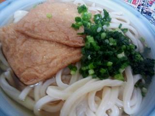 20150315日の出製麺所うどん(その2)