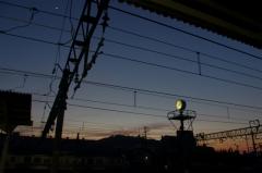 2014年5月3日松山駅
