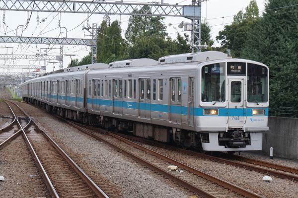 2015-08-11 小田急1755F 各停町田行き