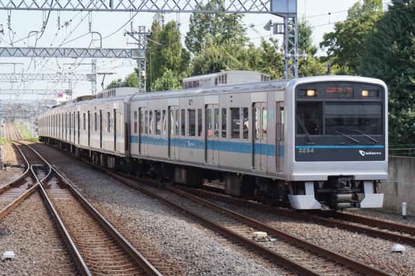 2015-08-11 小田急3254F 各停町田行き