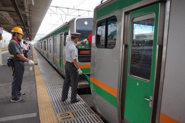 2015-08-12 国府津駅 増結作業5