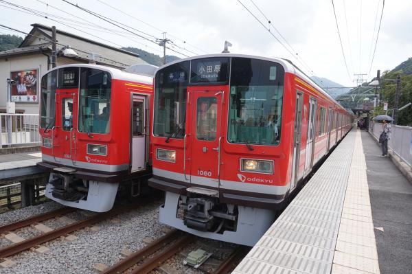 2015-08-12 小田急1060F 1061F