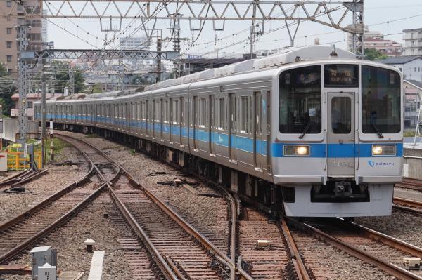 2015-08-12 小田急2051F 各停新宿行き