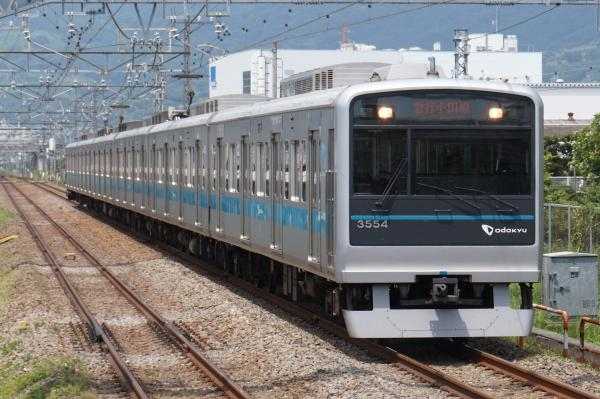 2015-08-12 小田急3254F 急行小田原行き