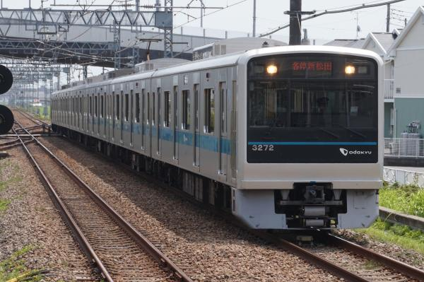 2015-08-12 小田急3272F 各停新松田行き