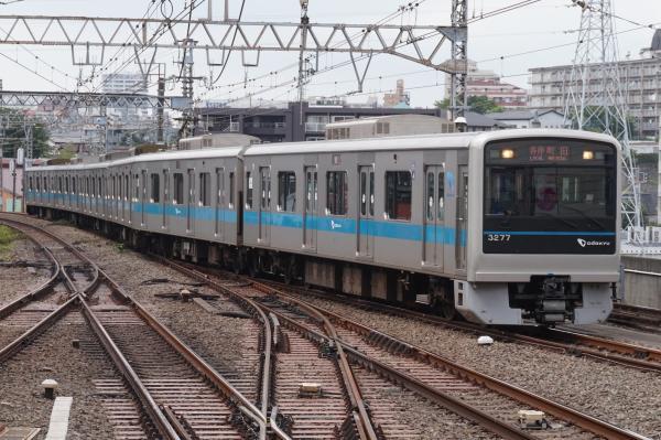 2015-08-12 小田急3277F 各停町田行き