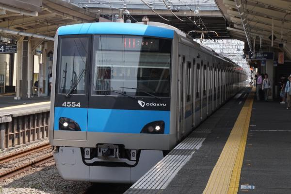 2015-08-12 小田急4054F 急行小田原行き1