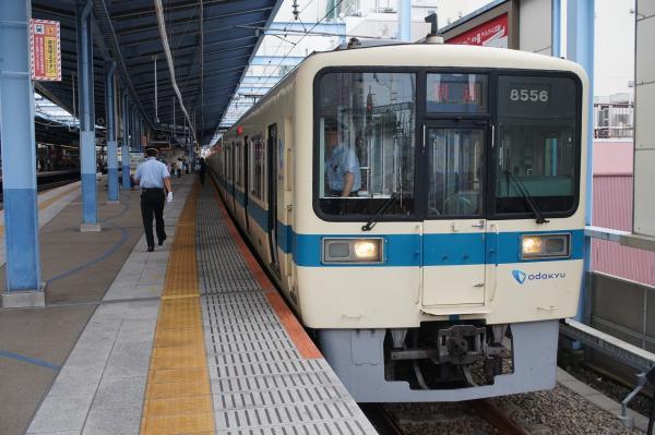 2015-08-12 小田急8256F+1056F 回送