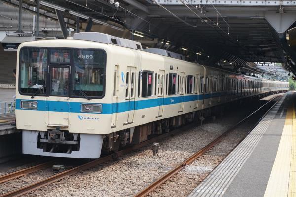 2015-08-12 小田急8259F+8059F 急行新宿行き2