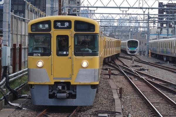 2015-08-15 西武2075F 各停池袋行き 5486レ