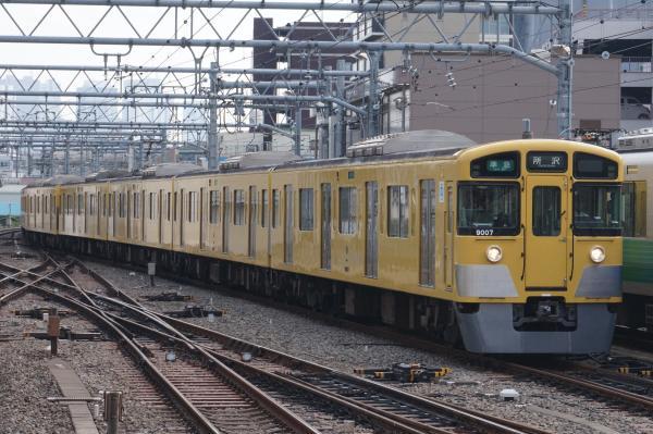 2015-08-15 西武9107F 準急所沢行き 2152レ
