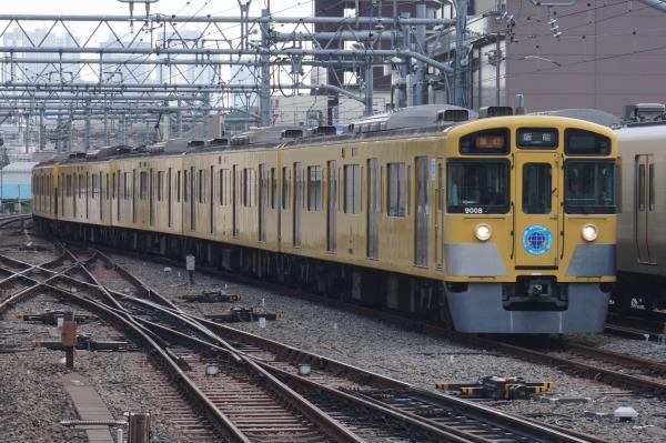 2015-08-15 西武9108F 急行飯能行き 2156レ