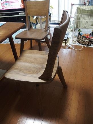 椅子、来た~!