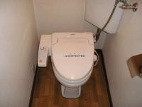 渡辺邸貸家トイレ