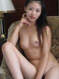 美乳中国モデル ヌード画像 4