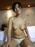 韓国巨乳美女のヌード画像 12