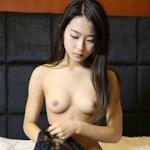 美乳な中国美女モデル 林小葵(Lin Xiaokui) プライベートヌード画像