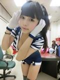 台湾美少女・妞妞(NIUNIU) 自分撮り画像 2