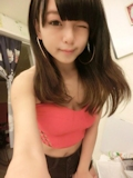 台湾美少女・妞妞(NIUNIU) 自分撮り画像 6
