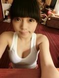 台湾美少女・妞妞(NIUNIU) 自分撮り画像 8