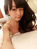 台湾美少女・妞妞(NIUNIU) 自分撮り画像 23