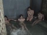 日本素人女性 温泉ヌード画像 11