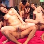 ネットで客募りホテルで乱交パーティーを開催していた売春クラブの経営者を逮捕
