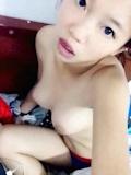 中国素人美少女 自分撮りヌード流出画像 6