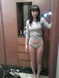 韓国美乳素人美少女 自分撮りヌード流出画像 2