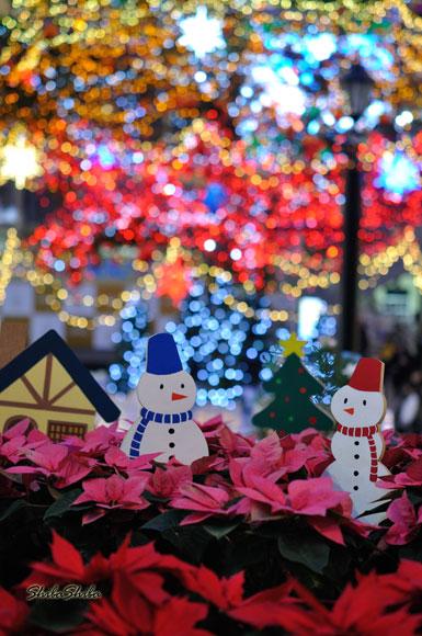 サッポロファクトリーのクリスマス