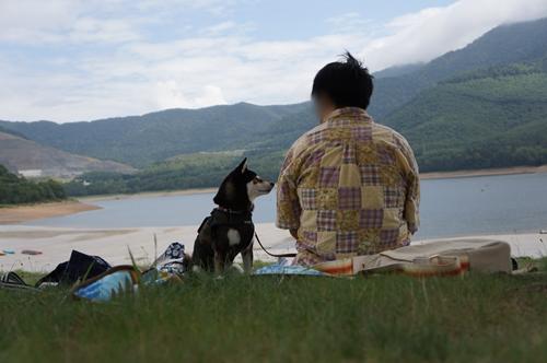 かなやま湖⑥