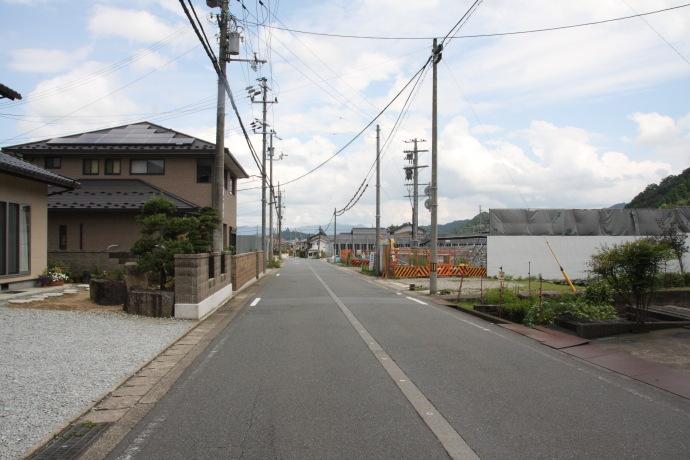 八鹿日高道路6