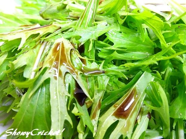 2017-04-28水菜サラダ (3)