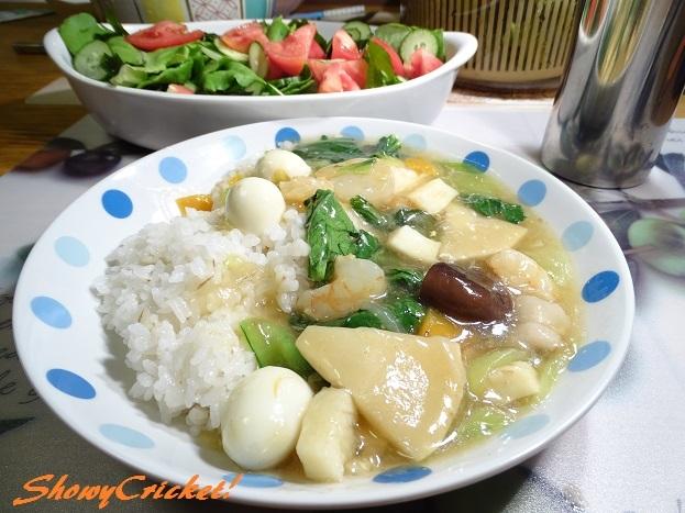 2017-05-03中華丼 (2)