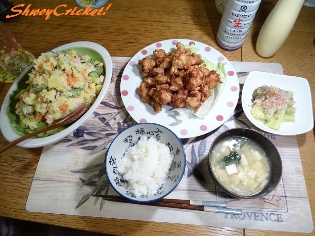 2013-08-03唐揚げ (1)