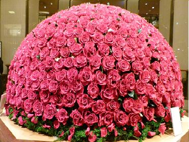 帝国ホテルのバラ