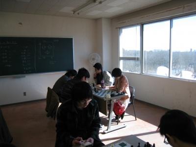筑波大交流会2015 ラウンド1