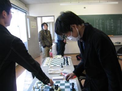 筑波大交流会2015 ラウンド2